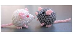 3D Mouse | Bead-Patterns