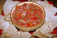 TheKitchenCookie: Fresh Salsa