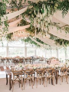 Natural Ethereal Wedding Inspiration / Heather & Chris Wedding / Blush Navy Sage Green Wedding Palette / - March 17 2019 at Our Wedding Day Details & Vendors (+ lots of photos!) - Alexandra M - - Our Wedding Day Details & Vendors (+ lots of photos! Wedding Reception Ideas, Our Wedding Day, Wedding Planning, Dream Wedding, Wedding Ceremony, Luxury Wedding, Tent Reception, Fall Wedding, Wedding Set Up