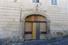 Banská Štiavnica old hospital. The place where I was born.