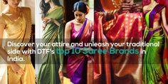 #raisethebar #dtf #dothef #dothefashion #top10 #sarees #India #silk