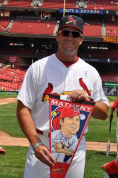 St. Louis Cardinals - Mike Matheny