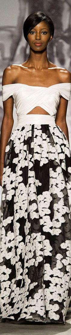 Farb-und Stilberatung mit www.farben-reich.com - Lela Rose Collection Spring 2015 Ready to wear