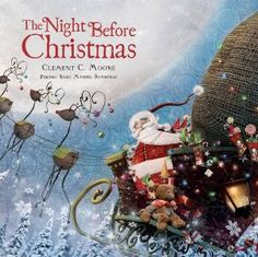 Hodder Childs Books Twas The Night Before Christmas Classic - Trouva