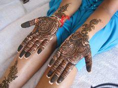 Stylish Punjabi Hands Mehndi Designs For Women