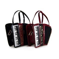 Naisten olkalaukku Italia Braccialini Käsilaukku Organist kitara viulu tyyli laukut Naisten laukku Brand Suunnittelija musiikki totes lahjat