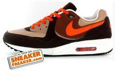 NIKE AIR MAX LIGHT - JAFFA   Sneaker Freaker