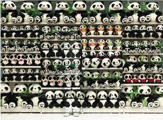 """同化しすぎ!!中国人アーティスト、リウ・ボーリンが作り出す""""透明人間アート""""がスゴすぎる!"""