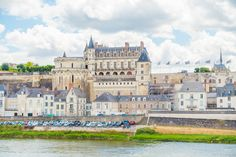 Exploring beautiful Castles of the CHATEAU D'AMBOISE Loire Valley in France, the perfect day trip from Paris with a Blue Fox Travel Small Group Tour! Day Trip From Paris, Small Group Tours, Beautiful Castles, French Countryside, Loire, Paris Travel, Day Trips, France, Explore