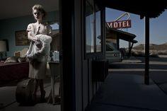 """""""Motel"""" une de mes photos préférées du couple BJ et Richeille Formento"""