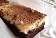 Christmas Cake Presents – Chocolate Cheesecake Brownie and Banana and Coconut Cake Donna Hay Brownies, Chocolate Cheesecake Brownies, Cake Recipes, Vegan Recipes, Vegan Food, Tasty, Yummy Food, Food Cakes, Dessert Bars