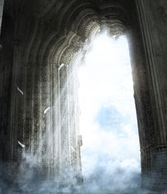 Heavens gate by Reppe88.deviantart.com