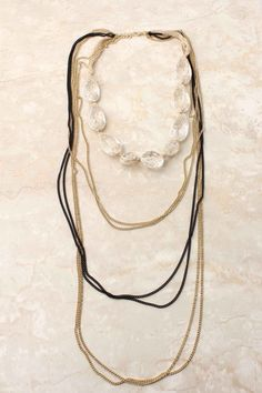 Lace Aveline Necklace