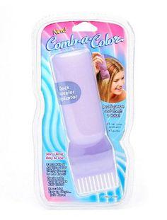 Amazon.com : CombaColor Quick Hair Color Applicator (Comb-a-Color) : Chemical Hair Dyes : Beauty