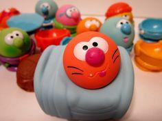 Nerfuls #80s #1980s #toys #nerfuls