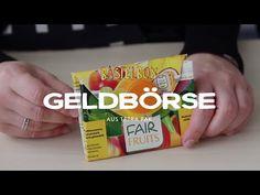 Geldbörse aus Tetra Pak – Hofer Bastelbox - YouTube                                                                                                                                                                                 Mehr