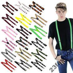 Szelki Damskie Męskie Geek Hipster Mix Wzory Japan