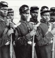 African American Civil War Soldiers #Home