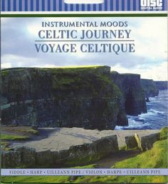 INSTRUMENTAL MOODS CELTIC JOURNEY FIDDLE HARP PIPE  RELAXATIONAL SPA MUSIC  CD #Celtic