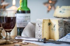 Cornish Blue cheese and port gift pack