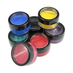 Camera Ready Cosmetics™ - Graftobian Dish Of Face Paint (1/4oz) Now, our world famous DISGUISE STIX Face Painting Make-Up is also available in a dish as well as on a stick. ($2.99)