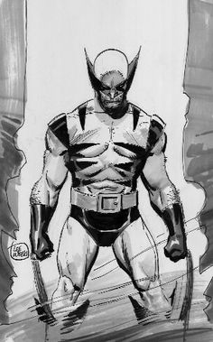 Wolverine by Lee Weeks