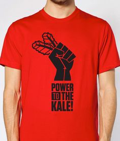 Power to the Kale!