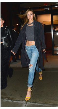 Exactly how to copy the outfits that Chrissy Teigen, Gigi Hadid, and the Kardashians wear ALL the time. Click to see them all (and find similar pieces to shop now).