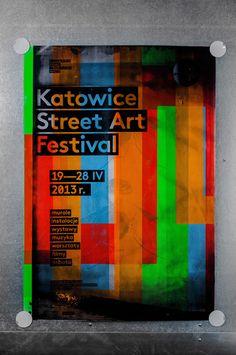 ksaf20 affiche par Marta Gawin