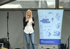 Kelly Simpson from University Sydney at Innovation Games 2017 Science Festival, Science Week, Games 2017, In The Heart, Olympics, Sydney, Innovation, University, Events
