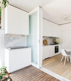 indoor outdoor kitchen   cm studio