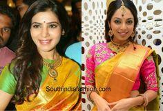 high_neck_blouse-for-silk_sarees.jpg 1,205×827 pixels