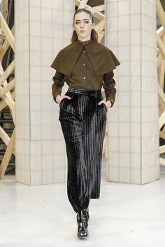 Aalto Fashion Show Ready to Wear Collection Fall Winter 2017 in Paris