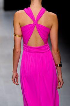 Issa at London Fashion Week Spring 2013 - StyleBistro
