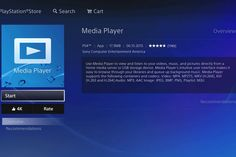 New Update for PlayStation 4 Media Player Now Available