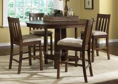 Amusing Counter height dining set canada
