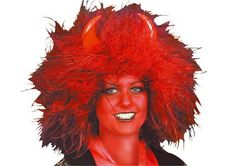 Red Fancy Dress, Wig Party, Lady In Red, Wigs, Black, Madame Red, Black People, Lace Front Wigs