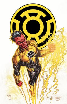 Sinestro | #comics