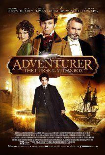 The Adventurer: The Curse of the Midas Box 2013