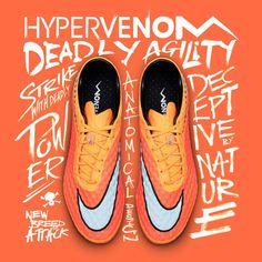 Hypervenom artwork by Pro-Direct Soccer