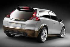 Design Comparison: Volvo C30 Concept vs Volvo C30 « David Naylor: Blog