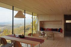 Image 7 of 37 from gallery of Cabin Ustaoset / Jon Danielsen Aarhus MNAL. Photograph by Knut Bry
