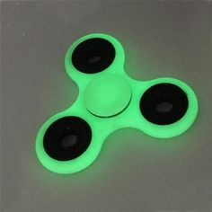 SALE  $21.95  Glow in The Dark Fidget Hand Tri-Spinner Toy