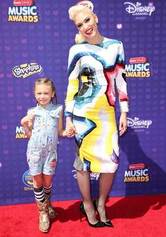 Gwen Stefani at the 2016 Radio Disney Music Awards held at the Microsoft Theater in Los Angeles, California, on April 30, 2016