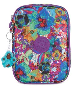 Designer Clothes, Shoes & Bags for Women Kipling Handbags, Kipling Bags, Pencil Boxes, Pencil Pouch, Handbag Accessories, Tech Accessories, Kipling Backpack, Cute School Supplies, Vera Bradley Backpack