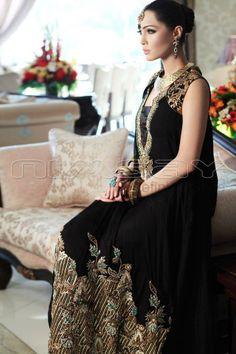black dress by nimsay