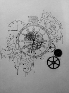 My after Vin tattoo will be a pocket watch. One Tatt for each pregnancy and clocks/watches have special meaning to me :)