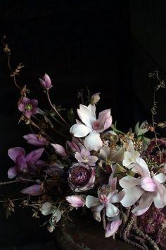 Flower Crush Friday: Black Magic Woman via The Lane