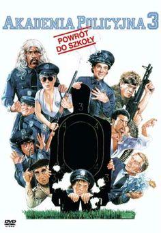 Akademia Policyjna 3: Powrót do szkoły (1986)