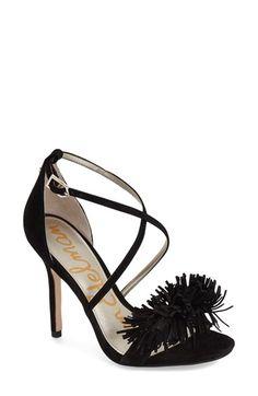 Sam Edelman 'Aisha' Fringe Sandal (Women)